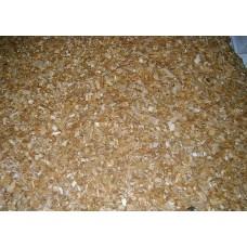 Щепа древесная (Ольха 3-7мм) в мешках 1кг