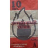 Уголь древесный  (Дубовый) 10 литров