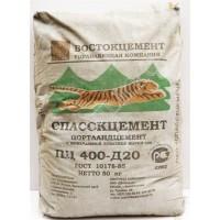 Цемент ПЦ - 400 Спасскцемент (50 кг)