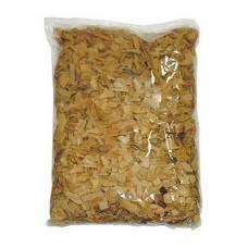 Щепа древесная (Яблоня) 7-10 мм пачка 0,5 кг